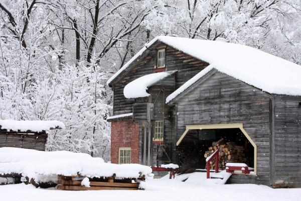 moulin a scie neige