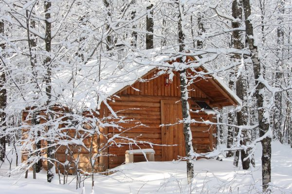 chalet-hiver